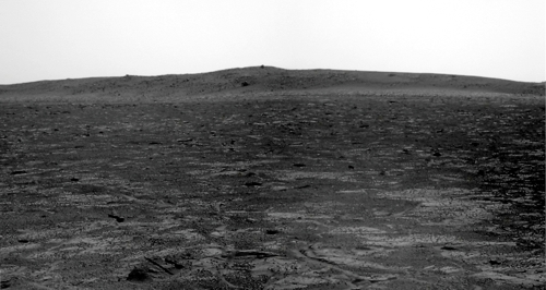 Sutherland Point an Sol 3317