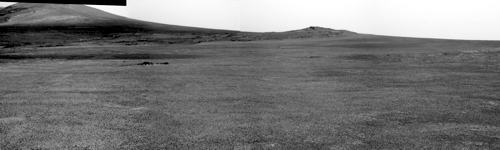 Nobbys Head und Solander Point an Sol 3328