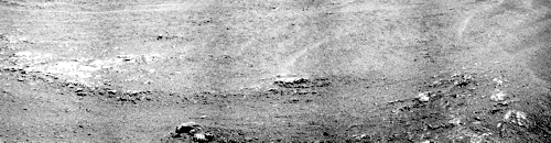 Sol 3532 bei Cook Haven