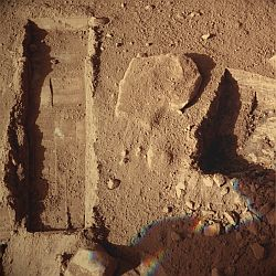 Upper Cupboard an Sol 142