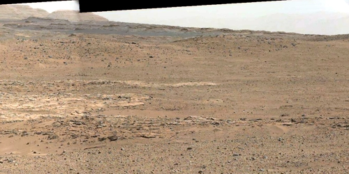 Sol 657 Murray Buttes