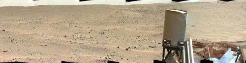 MastCam-Panorama an Sol 676