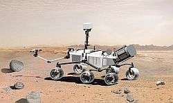 Mars Science Laboratory (Schema)